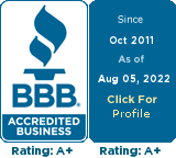 The Lucky Law Firm, PLC is a BBB Accredited Lawyer in Baton Rouge, LA